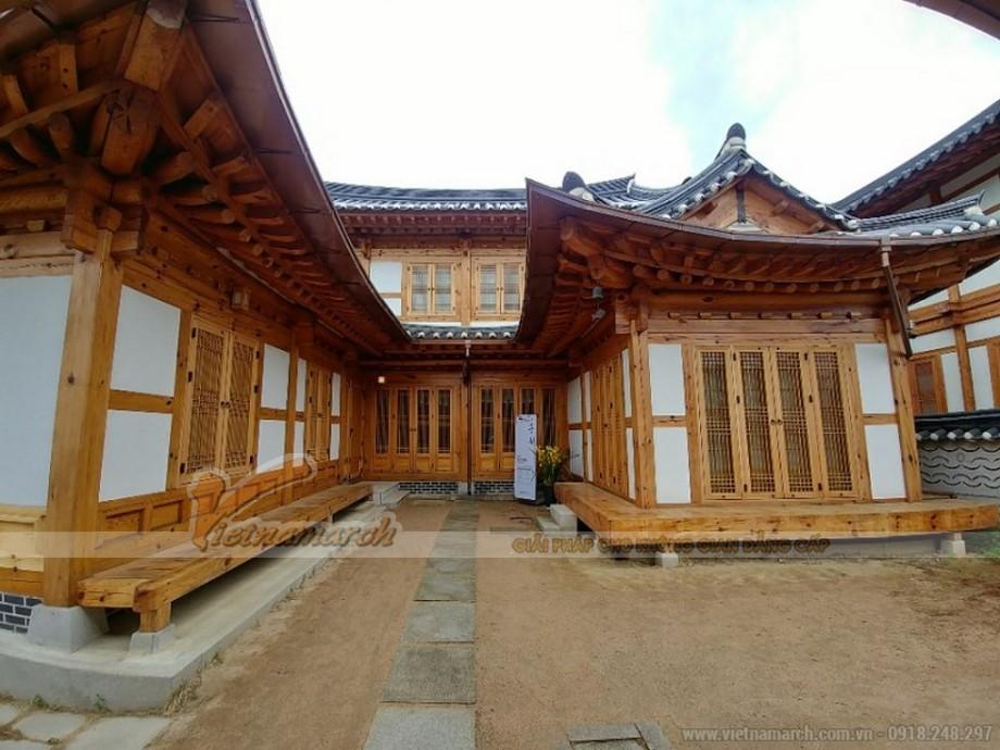 mẫu thiết kế nhà cấp 4 theo kiểu Hàn Quốc