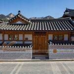 Mẫu nhà cấp 4 Hàn Quốc phong cách cổ