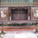 Tủ chè gỗ gụ: sản phẩm nội thất của người có gu