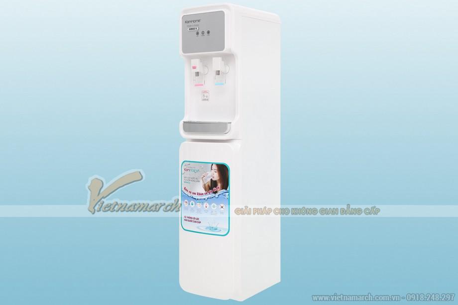 Kích thước máy lọc nước Korihome tủ đứng