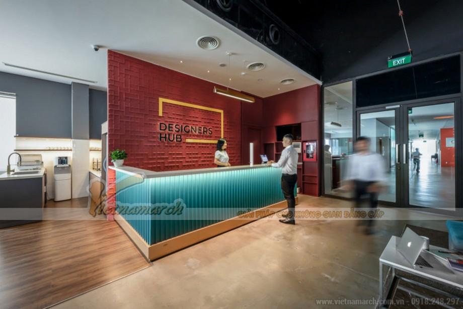Thiết kế văn phòng coworking HUB Hồ Chí Minh