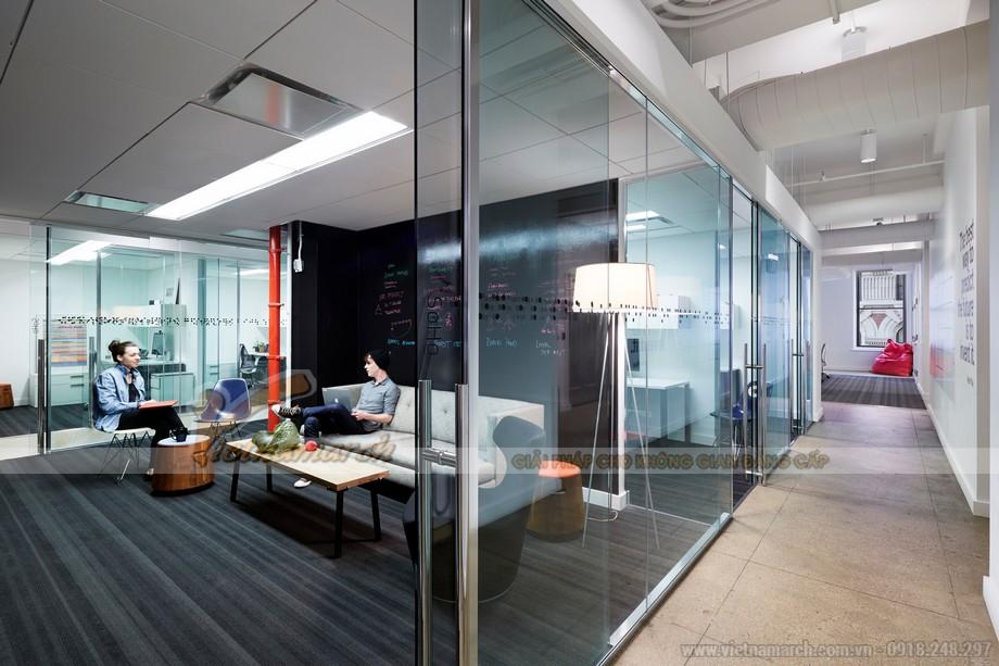 Thiết kế văn phòng hiện đại sáng tạo