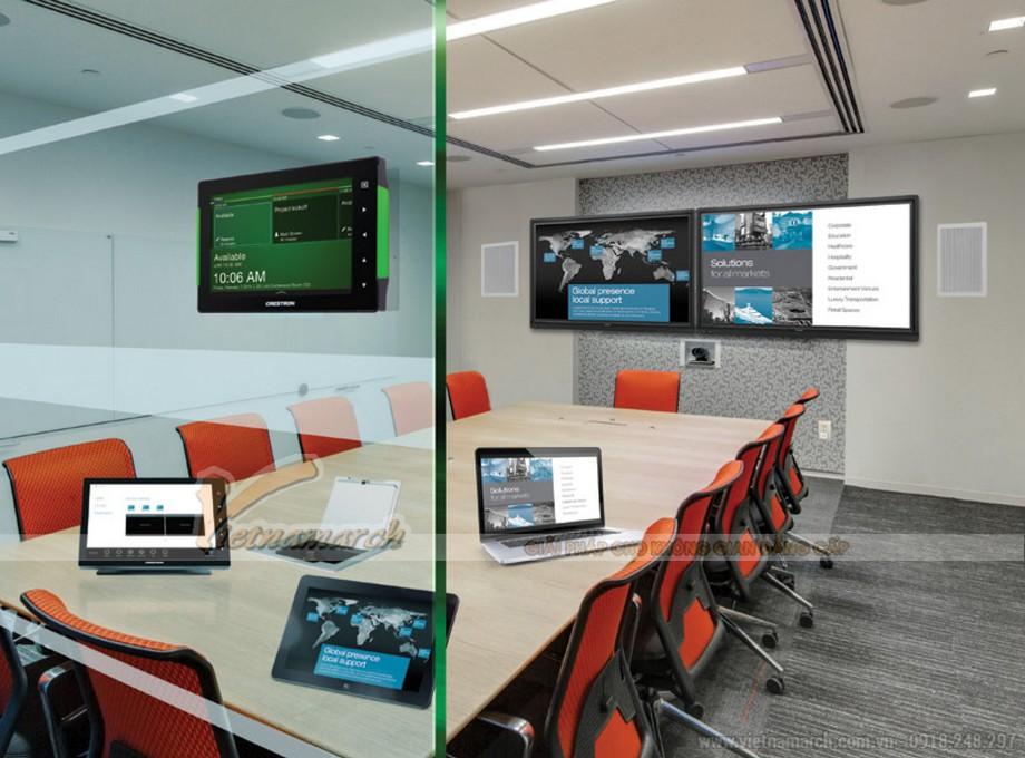 Tích hợp công nghệ vào văn phòng làm việc đang là xu hướng bùng nổ ở hiện tại