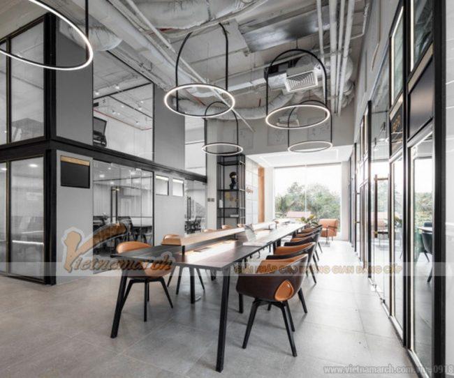 Văn phòng Orange Co-working space Hà Nội