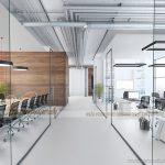 Tư vấn chọn lựa vách ngăn văn phòng bằng kính cường lực