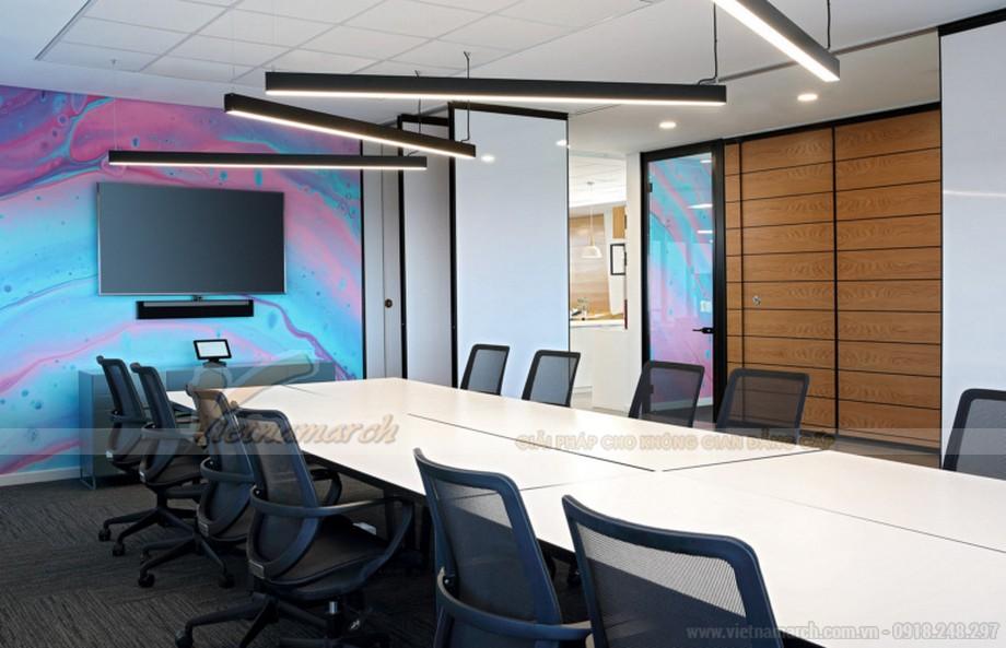 Thiết kế phòng họp trong văn phòng