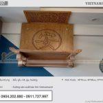 Bán bàn thờ tại chung cư Green Star Phạm Văn Đồng