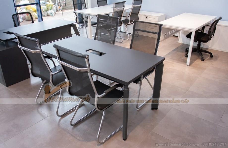 Mẫu thiết kế nội thất văn phòng 150 chỗ ngồi tại Hoàng Quốc Việt - Cầu Giấy - Hà Nội