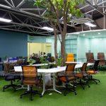 Hồ sơ dự án mẫu thiết kế văn phòng 500m2 cho công ty nội thất Dcor Việt Nam