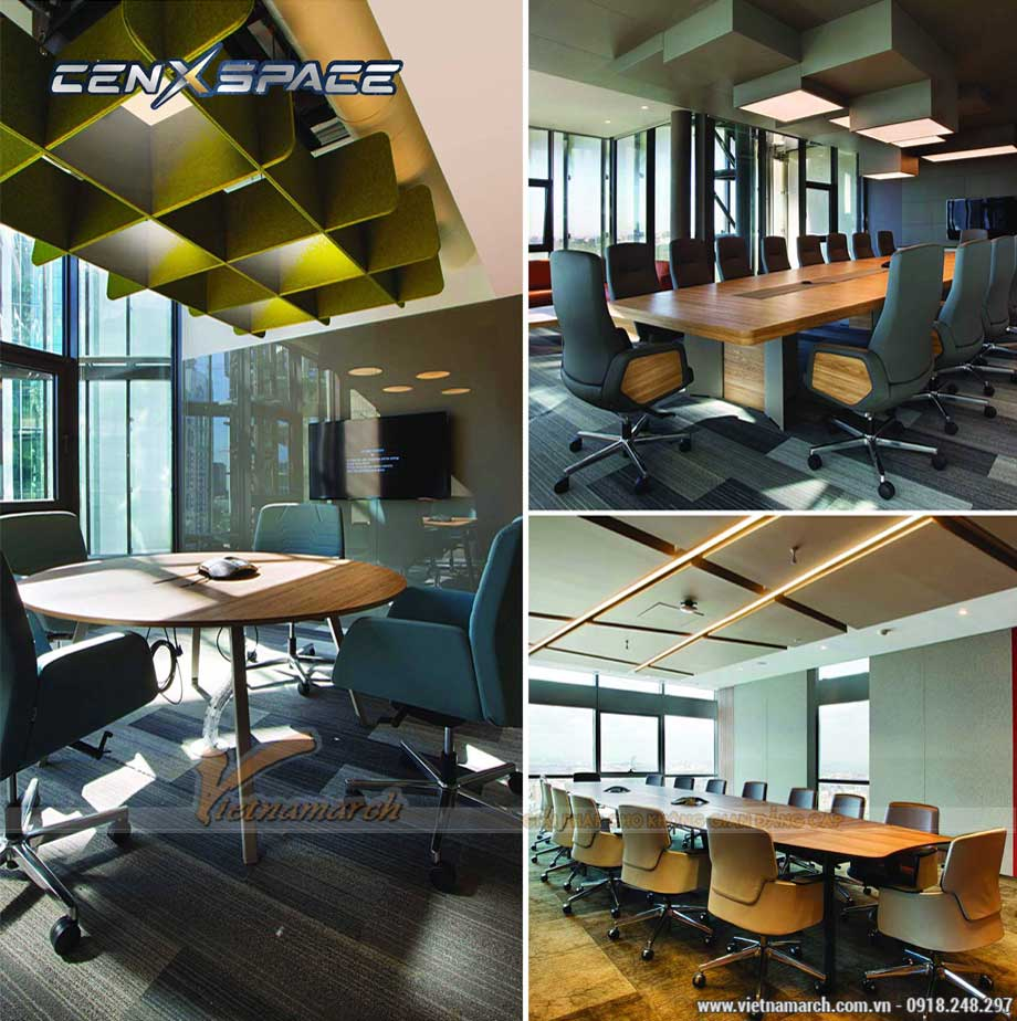 Thiết kế coworking space 2000m2