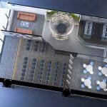 Phương án 2: Thiết kế văn phòng 150m2 công ty Golden Net số 6 Nguyễn Hoàng