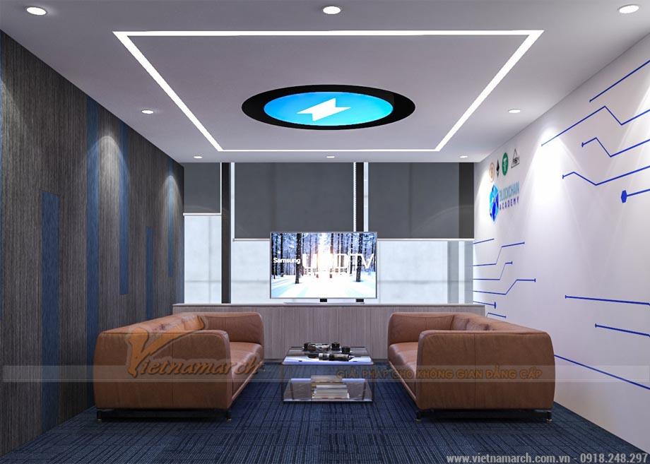 Thiết kế văn phòng 180m2 tại Mỹ Đình