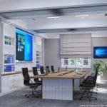 [PA2] Dự án thiết kế văn phòng tại Ba Đình tiết kiệm chi phí – Văn phòng đại sứ quán Singapore