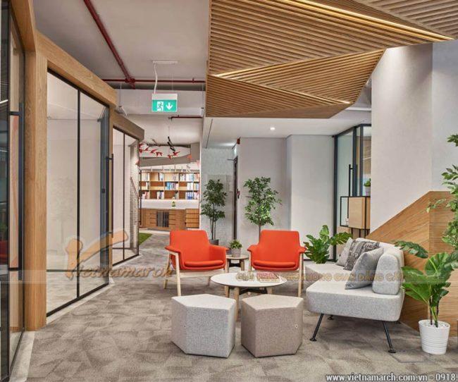 thiết kế văn phòng kiến trúc