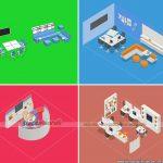 Thiết kế không gian làm việc nhóm hiệu quả tại công ty như thế nào?