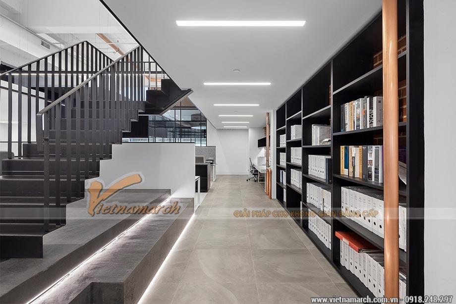 Tiêu chuẩn ánh sáng trong thiết kế văn phòng