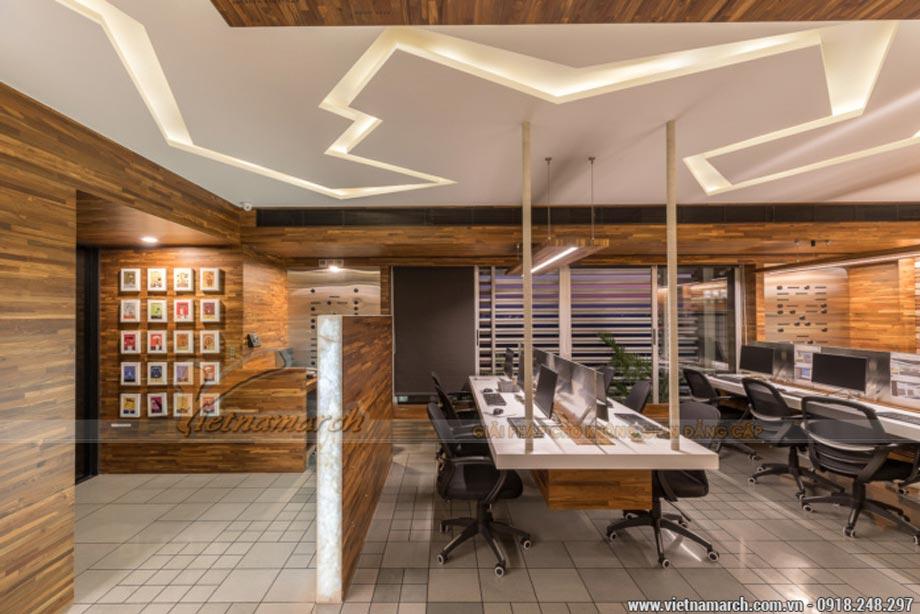 Tiêu chuẩn ánh sáng trong thiết kế văn phòng theo tiêu chuẩn quốc gia Việt Nam