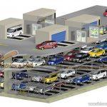 Giảm chi phí đầu tư tòa nhà chung cư bằng bãi đỗ xe thông minh