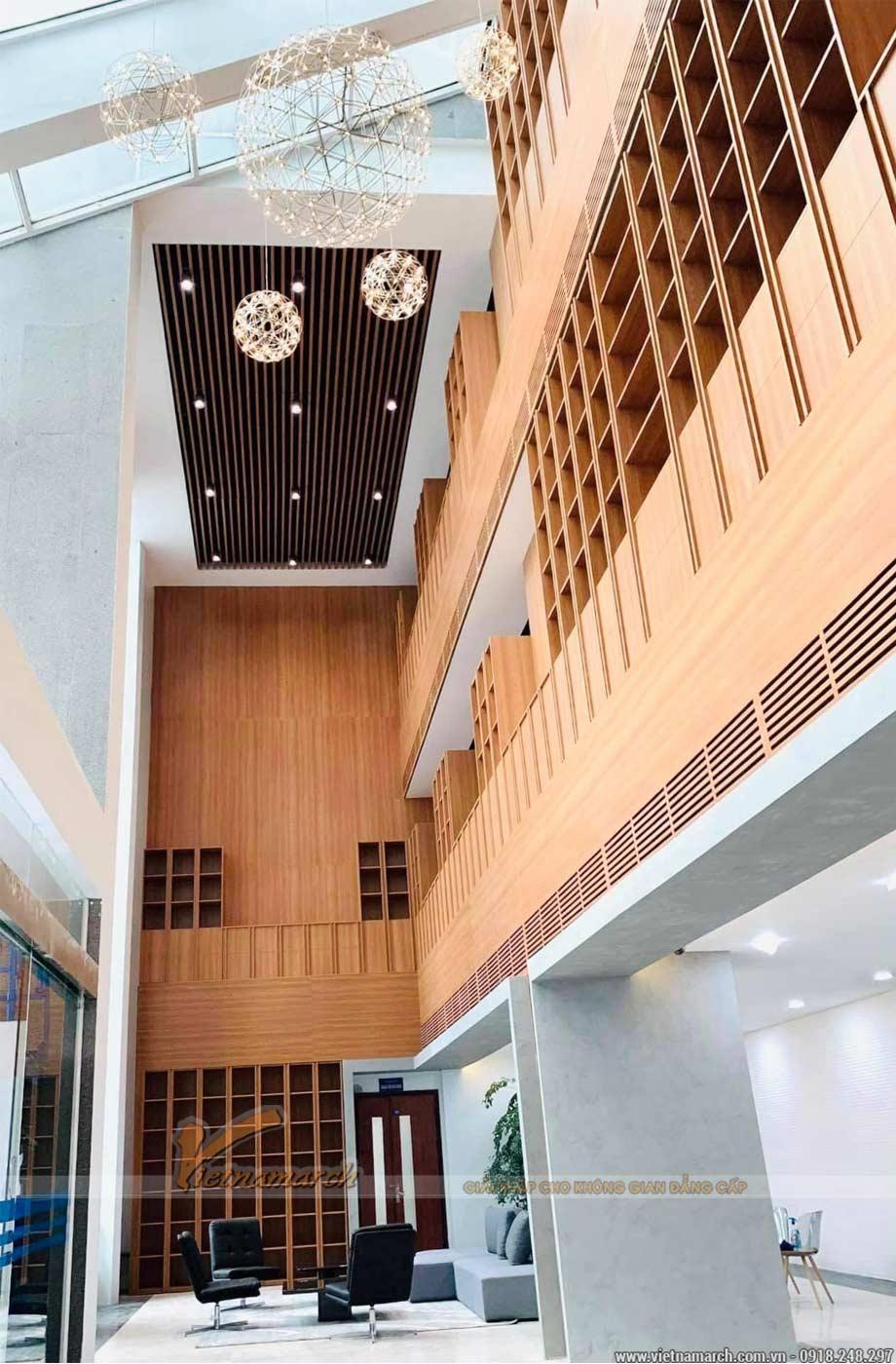 Thiết kế văn phòng tại Tôn Thất Thuyết