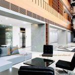 Thi công văn phòng tại Cầu Giấy – văn phòng Trung tâm khởi nghiệp quốc gia