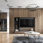 Sang trọng và đẳng cấp với mẫu thiết kế nội thất căn hộ 2 phòng ngủ Starlake Tây Hồ