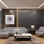 Khám phá nội thất căn hộ chung cư 3 phòng ngủ The Legacy sang trọng, hiện đại
