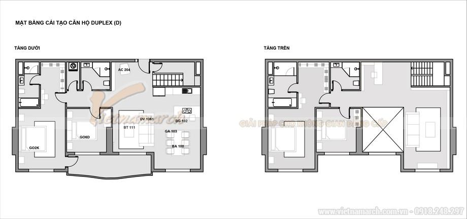 Thiết kế nội thất căn hộ hạng sang Five Star West Lake