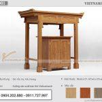 [Đừng bỏ qua] 38+ mẫu bàn thờ Quan Công đẹp rước Tài Lộc dồi dào!