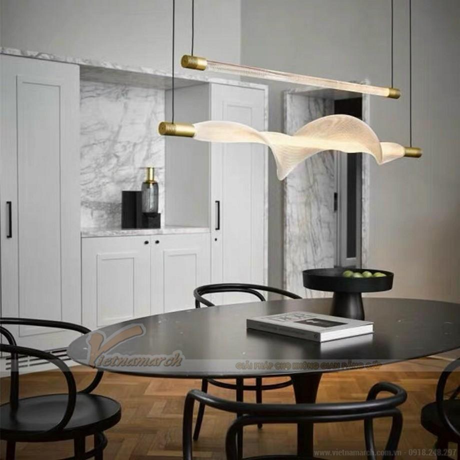 Bộ sưu tập đèn thả bàn ăn hiện đại hot nhất 2021