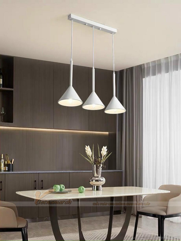 Đèn thả bàn ăn LED-1