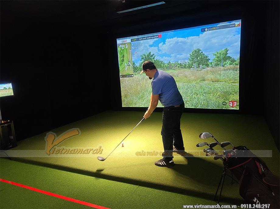 Golf 3D G-Shot