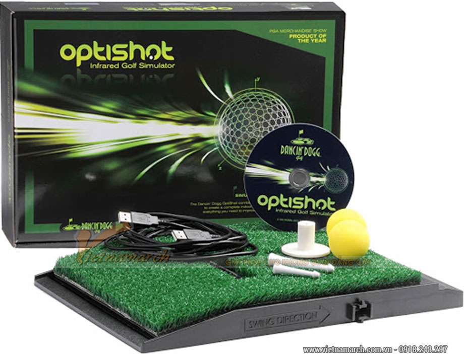 Golf 3D optishot