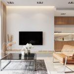 Thiết kế căn hộ 84m2 mang phong cách hiện đại, sang trọng