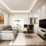 Phương án thiết kế căn hộ dịch vụ Five Star West Lake