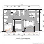 Thiết kế nội thất chung cư Anland Premium 68m2 cho vợ chồng trẻ