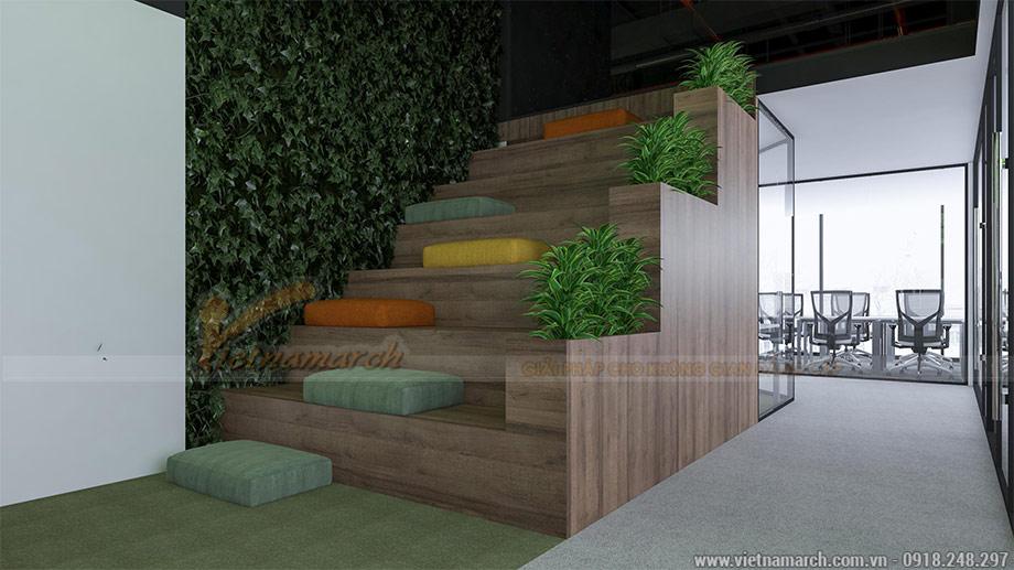 Thiết kế văn phòng tại tòa Việt Đức Complex