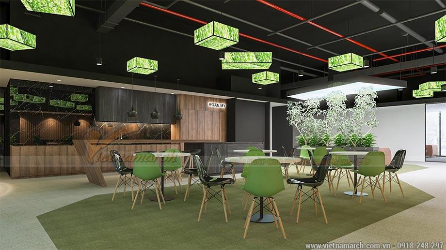 Thiết kế văn phòng tại tòa Việt Đức Complex - Số 39 Lê Văn Lương