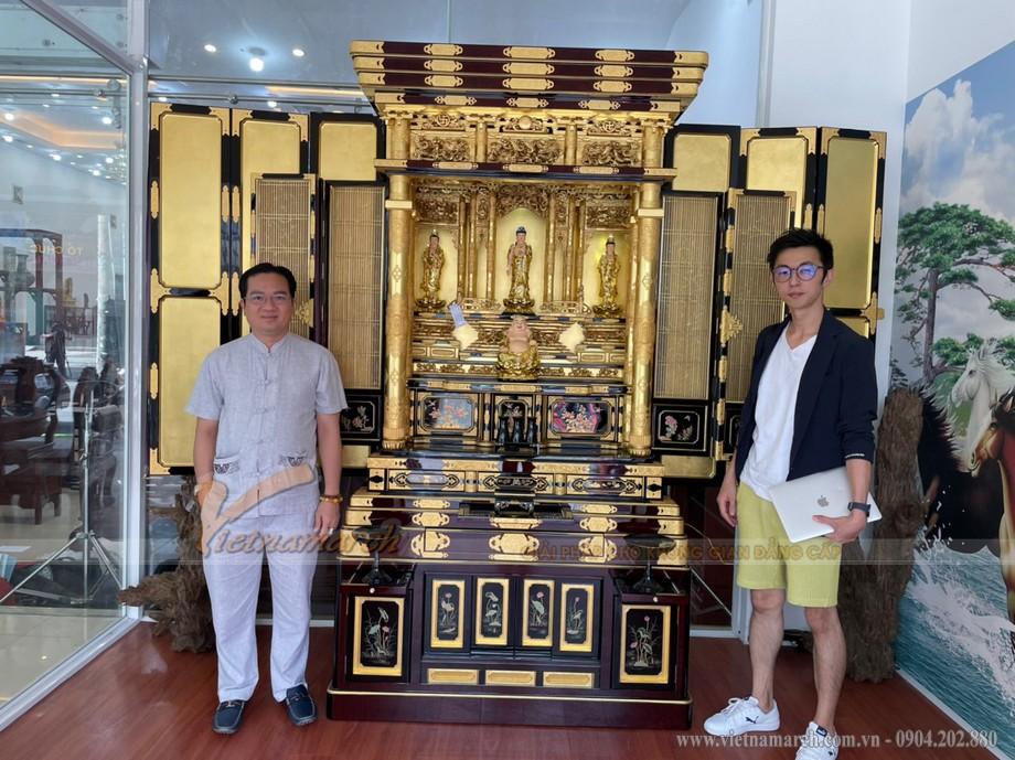Cách sắp đặt và bài trí bàn thờ Phật kiểu Nhật