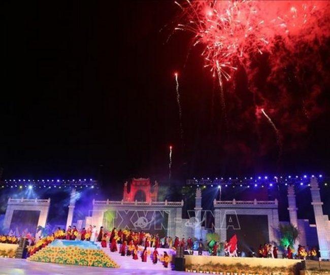 lịch trình tổ chức lễ hội dền hùng 2021