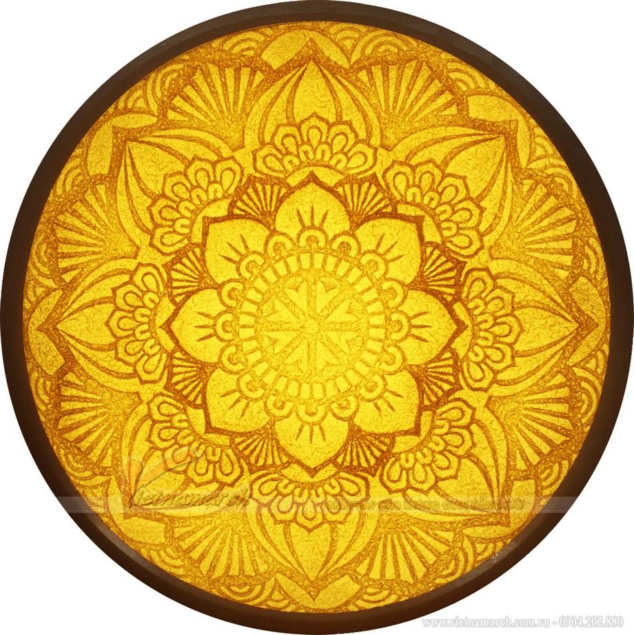 Mẫu tranh giáy dừa, tranh trúc chỉ mới nhất 2021 tại 61 Nguyễn Xiển