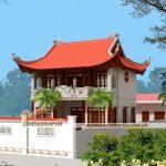 98 mẫu nhà thờ họ diện tích nhỏ dưới 70m2 thiết kế đẹp nhất 3 miền Bắc Trung Nam 2021