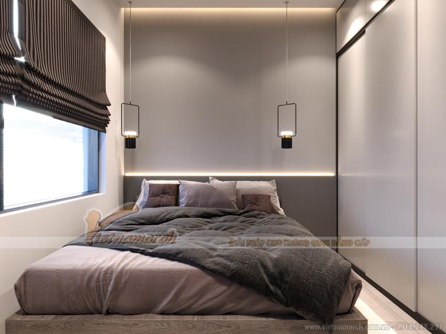 Thiết kế nội thất phòng ngủ phụ