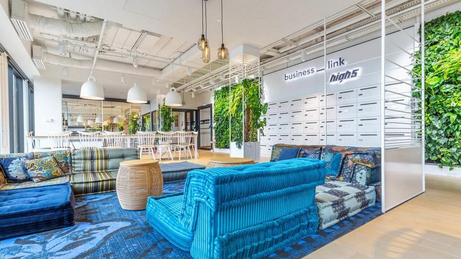 Thiết kế văn phòng tạo cảm hứng như ở nhà