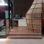 Hybrid office: Xu hướng thiết kế nội thất thống trị trong mảng  văn phòng năm 2021