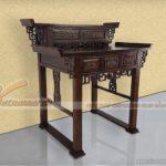 Bàn thờ 2 tầng – Mẫu bàn thờ ngày càng được khách hàng ưa chuộng