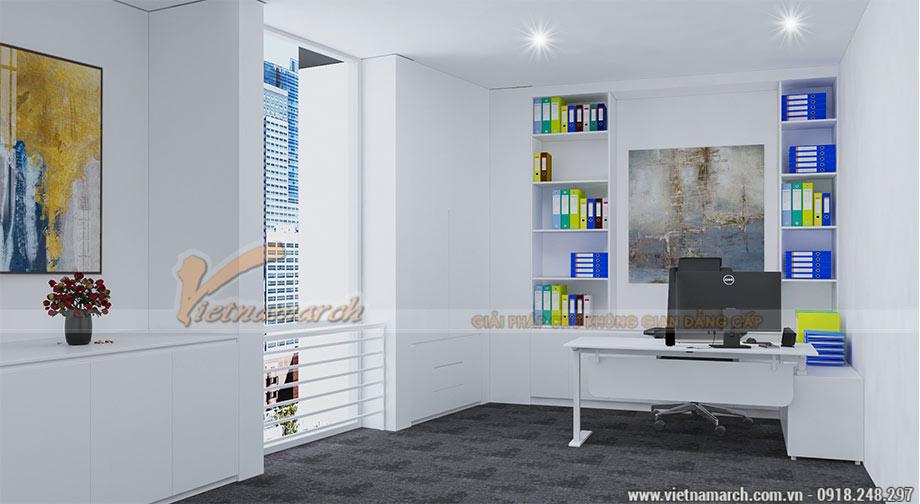 Bản vẽ thiết kế nội thất văn phòng 250 chỗ ngồi