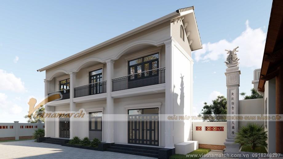 Thiết kế biệt thự nhà ở sang trọng hiện đại