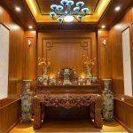 50 mẫu phòng thờ đẹp nhất đã thi công thực tế – Báo giá thi công phòng thờ rẻ nhất Hà Nội