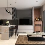 """Top 3 Mẫu thiết kế nội thất chung cư 2 phòng ngủ Vinhomes Ocean Park """"vạn người mê''"""