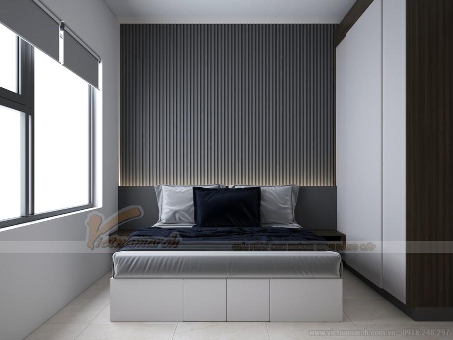 Trang trí nội thất 2 phòng ngủ chung cư Vinhomes Ocean Park